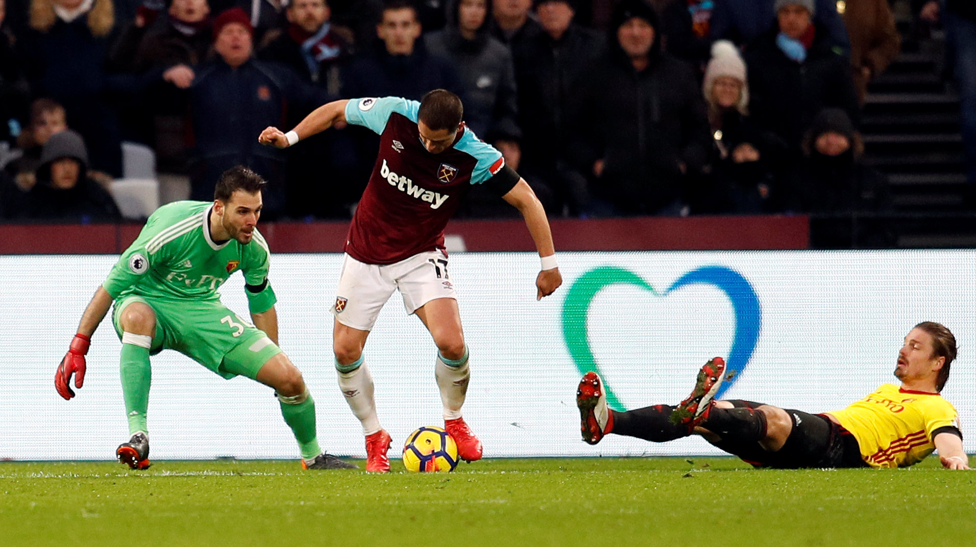 Defender may feature vs Watford, Moyes gives positive update on key duo
